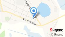 Центральная районная библиотека на карте