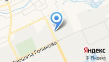 АДС-Курган на карте