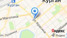 Адвокатский кабинет Прохоровой О.Ю. на карте