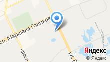 АвтоСталь на карте