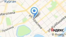Адвокатский кабинет Авериной И.Ю. на карте