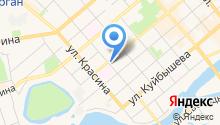 Адвокат Саночкин М.В. на карте