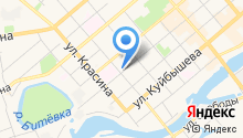 Адвокатский кабинет Мусабаевой Е.В. на карте