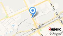 AnyKey на карте