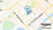 Адвокатский кабинет Исаева Р.А. на карте