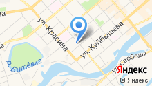 Адвокатский кабинет Таева А.Б. на карте