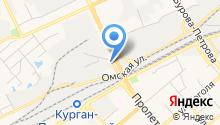 АгроТех-Курган на карте