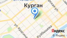 Адвокатский кабинет Егорова О.В. на карте