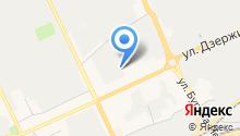 Автомеханика на карте