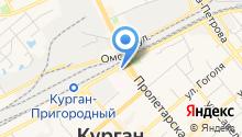 Автоскол на карте