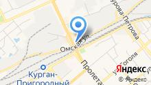 АвтоМаxСервис на карте