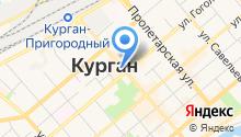 Банкомат, АКБ ЮГРА на карте