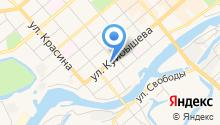 Адвокатский кабинет Пономаревой И.М. на карте