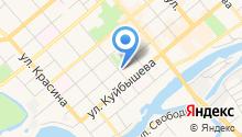 StayЯ на карте