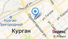 Адвокатский кабинет Менщикова В.Г. на карте