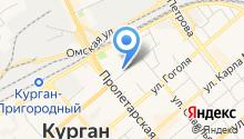 Адвокатский кабинет Барыкиной Н.Ю. на карте