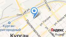 Адвокатский кабинет Буракова В.Е. на карте