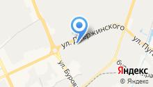 Auto LAB на карте