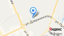 Автоангел на карте