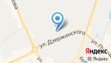 АвтоBody на карте