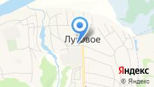 Продуктовый магазин на Плодовой на карте