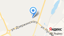 Акварель-Т на карте