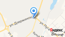 STANDART на карте