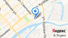 Академия Бизнеса на карте