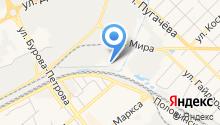 Арбитражный управляющий Малахевич А.М. на карте