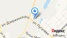 АРГО-Н на карте