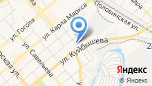 Адвокатский кабинет Мельниковой М.А. на карте