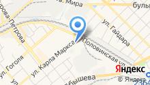 PinSite на карте