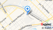 автоцентр*тех*ас на карте
