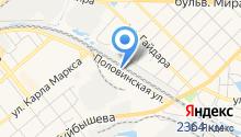 FGP на карте