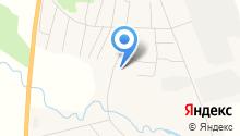 Шороховский на карте