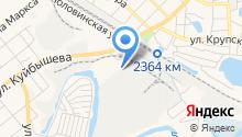 GSM-информ на карте
