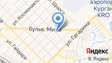 Альтернатива Урал на карте