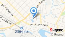 Xxx на карте