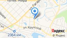 АРГОН-ЦЕНТР на карте