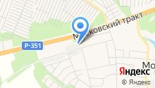 Торговый дом - Тюменское электромонтажное предприятие на карте