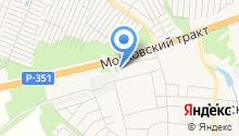СТОshka на карте