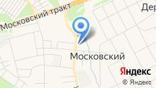 Московский центр культуры и досуга на карте