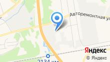 BRC Gaz Service на карте