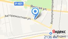 Butella на карте
