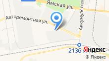 Экспромт-Винил на карте