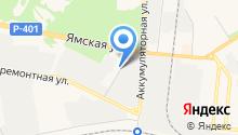ecopack72 на карте