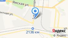 АвтоExpress на карте