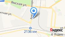 Scher-Khan сервис Тюмень на карте
