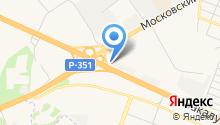 4x4 на карте