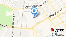 Печатный Центр на карте